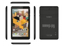 Планшет teXet TM-7052 (Spreadtrum SC9830 Cortex A7 1.5 GHz/1024Mb/8Gb/2G/3G/4G/Wi-Fi/Bluetooth/7.0/1024x600/Android)