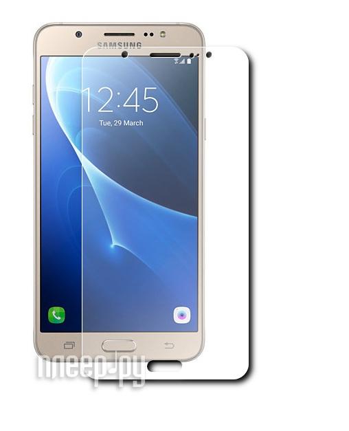 Аксессуар Защитное стекло Samsung SM-J710F/DS Galaxy J7 2016 Aksberry