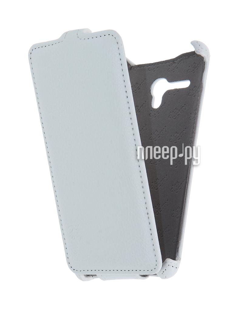 Аксессуар Чехол Alcatel 5054D Pop 3 5.5 4G Aksberry White
