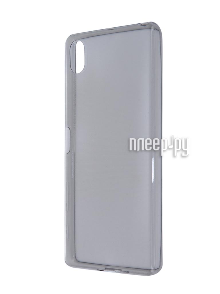 Аксессуар Чехол Sony Xperia X BROSCO Black X-TPU-BLACK