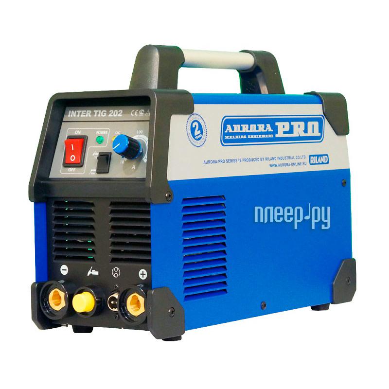 Сварочный аппарат Aurora Inter Tig 202