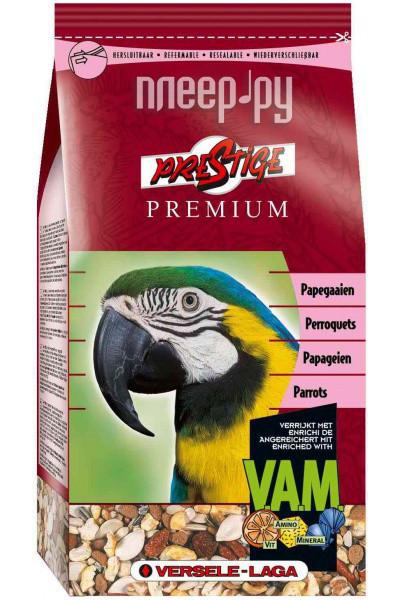 Корм Versele-Laga Premium Parrots 1kg для крупных попугаев 271.14.4219966 / 421996