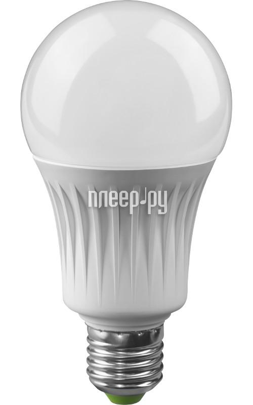 Лампочка Navigator 71 365 NLL-A70-15-230-4K-E27