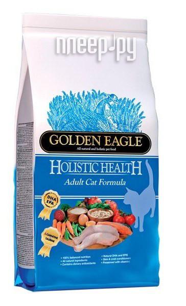 Корм Golden Eagle Adult Cat 400g для кошек 236125
