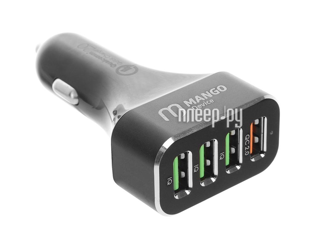 Зарядное устройство Mango Device MD-CC-102B Black