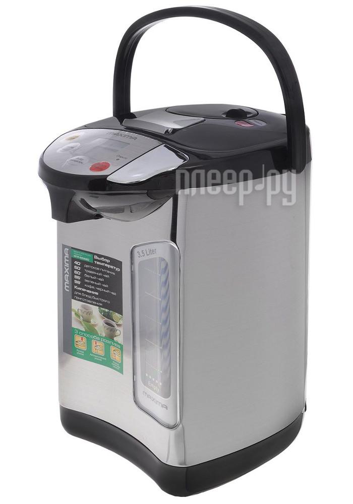 Термопот Maxima MTP-M058D Black