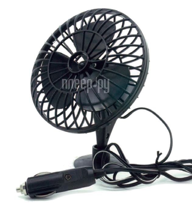 Вентилятор AVS Comfort 8043C 24V Silver 43467