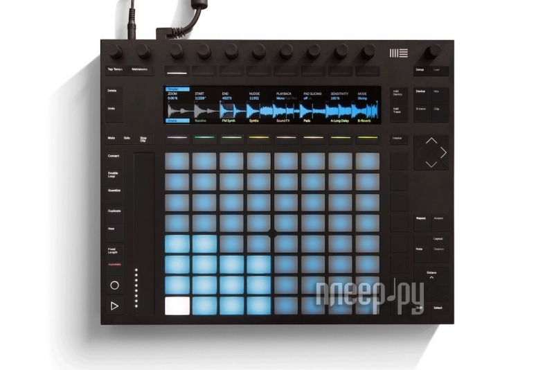 MIDI-контроллер Ableton Push 2 + Live 9 Suite