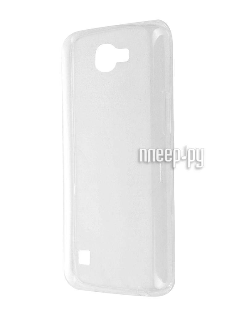 Чехол LG K4 InterStep IS Slender Transparent HSD-LG000K4K-NP1101O-K100 45142