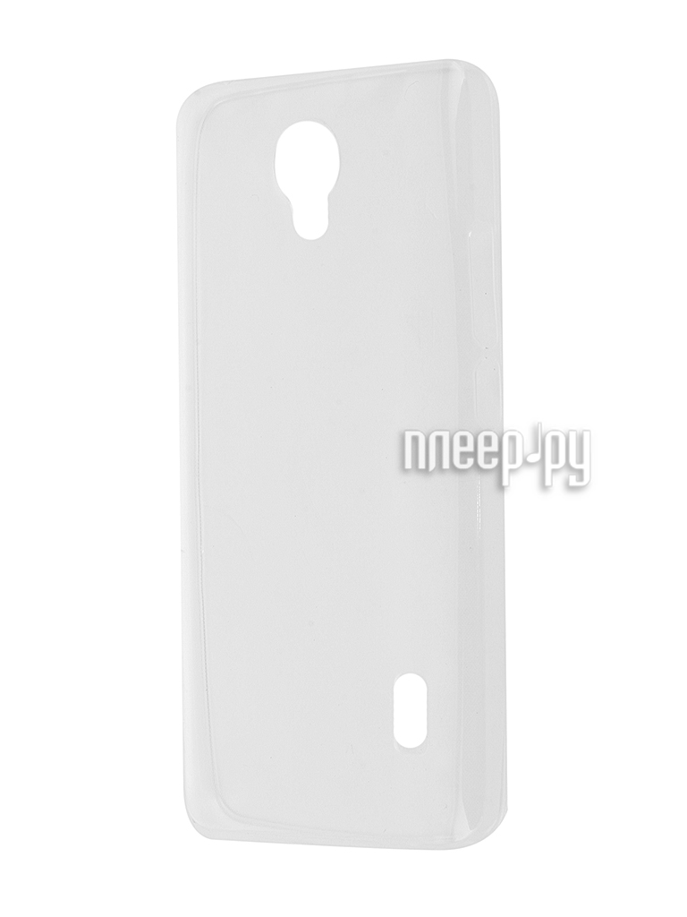 Аксессуар Чехол Huawei Ascend Y635 InterStep IS Slender TPU Transparent HSD-HWAY635K-NP1101O-K100 45756
