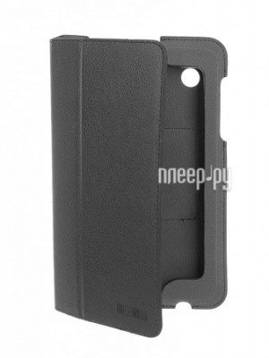Купить Аксессуар Чехол Lenovo Tab A7-30 InterStep Steve Black HST-LNTA730P-NK1301O-K100 40207