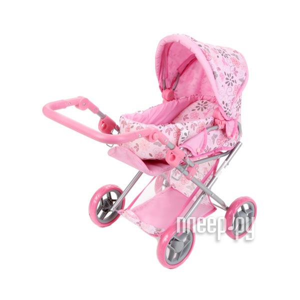 Игра Melobo Коляска для кукол 9346 Pink