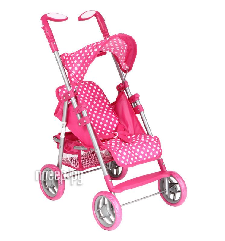 Игра Melobo Коляска для кукол 9351 Pink