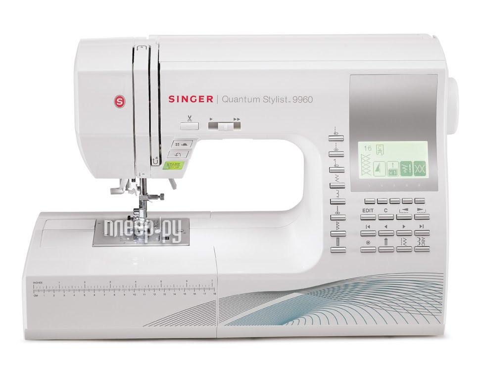 Швейная машинка Singer Quantum Stylist 9960 купить