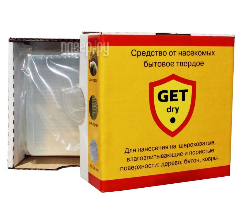 Средство защиты от клещей GET Dry