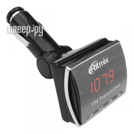 FM-Трансмиттер Ritmix FMT-A750  Pleer.ru  388.000