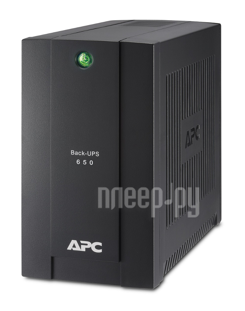 Источник бесперебойного питания APC Back-UPS RS 650VA 360W BC650-RSX761