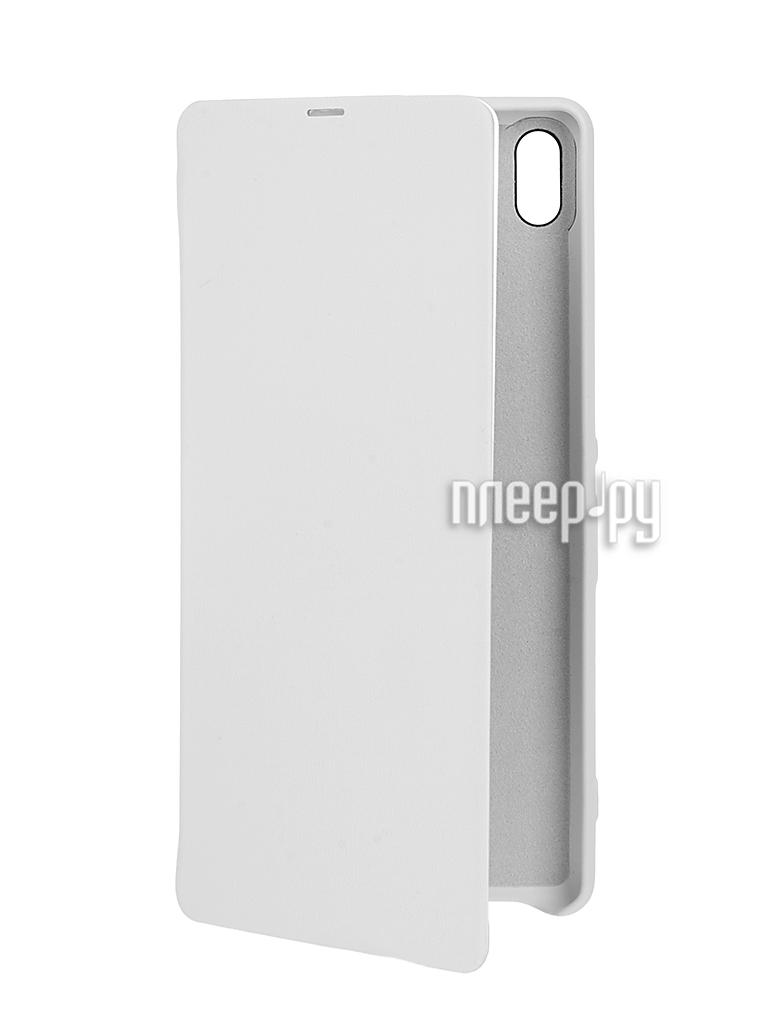 Аксессуар Чехол Sony Xperia XA Ultra SCR60 White