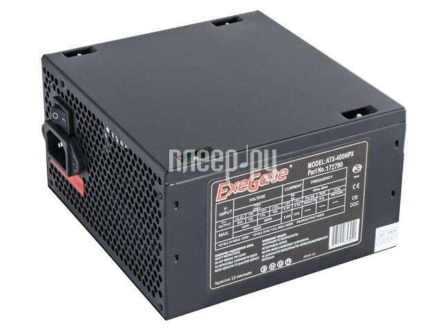 Блок питания ExeGate ATX-400NPX 400W 224732