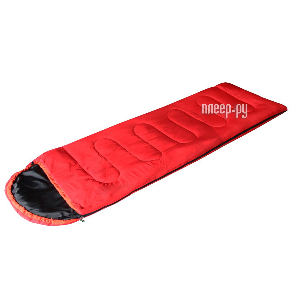 Спальник PRIVAL Camp Bag Red