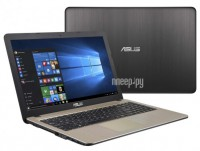 ������� ASUS X540SC 90NB0B21-M01640 (Intel Pentium N3700 1.6 GHz/4096Mb/500Gb/DVD-RW/nVidia GeForce GT 810M 1024Mb/Wi-Fi/Bluetooth/Cam/15.6/1366x768/Windows 10 64-bit)