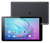 Планшет Huawei MediaPad T2 Pro LTE 16Gb 10 FDR-A01L Carbon Black 53016516 (Qualcomm Snapdragon 615 MSM8939 1.5 Ghz/2048MB/16Gb/LTE/Wi-Fi/Bluetooth/Cam/10.1/1920x1200/Android)