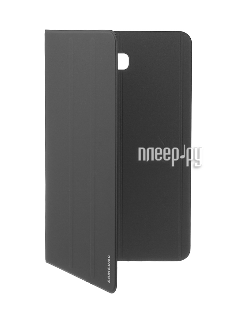 Аксессуар Чехол Samsung Galaxy Tab A 10.1 Book Cover Black EF-BT580PBEGRU
