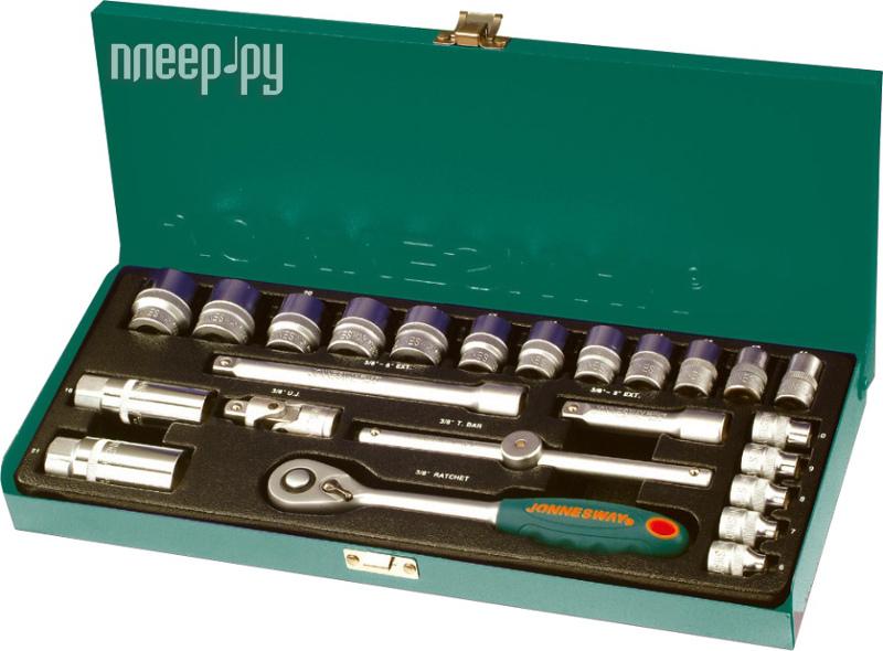 Набор инструмента Jonnesway S04H3125S