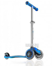 Самокат Y-SCOO RT Globber My free NEW Technology Blue