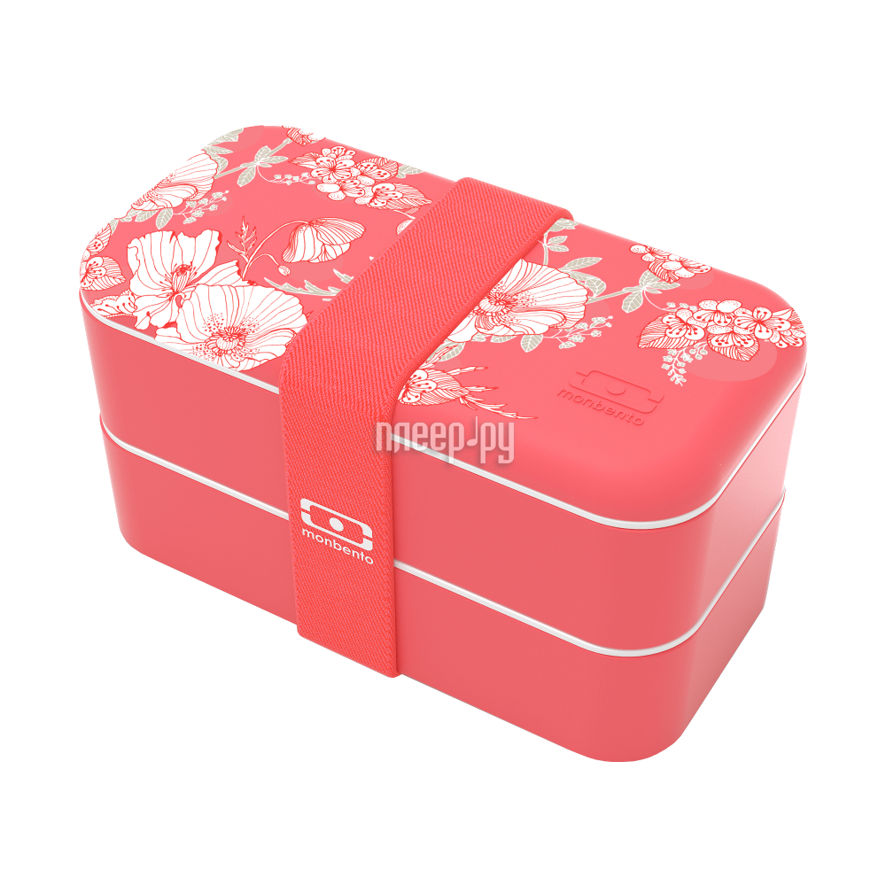 Ланч-бокс Monbento MB Original Graphic Floral 1000 02 410
