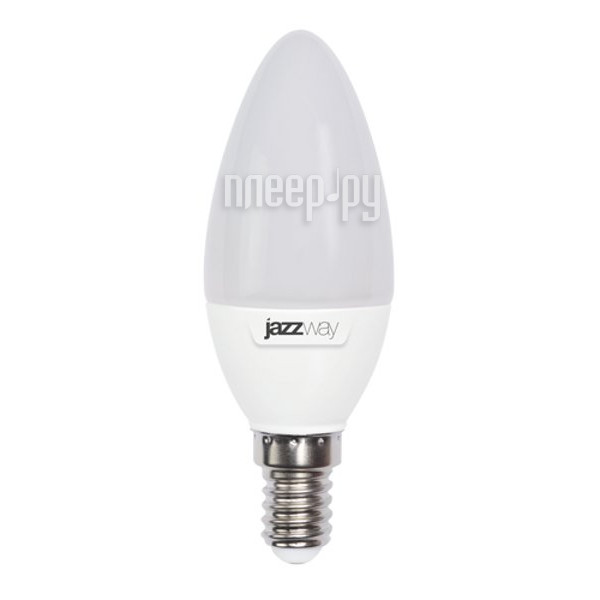 Лампочка Jazzway PLED-SP C37 9w 820Lm E14 230 / 50 (5000K)