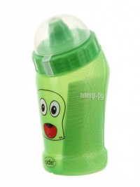 Бутылочка Adiri Dog 290ml Green AD012GR-360C