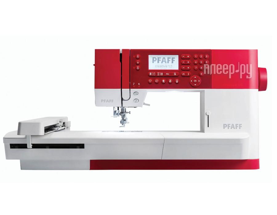 Швейная машинка PFAFF Creative 1.5