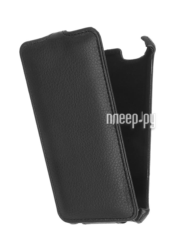 Аксессуар Чехол Lenovo Vibe C A2020 Zibelino Classico Black ZCL-LEN-A2020-BLK
