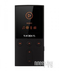 Плеер teXet T-70 8Gb Black