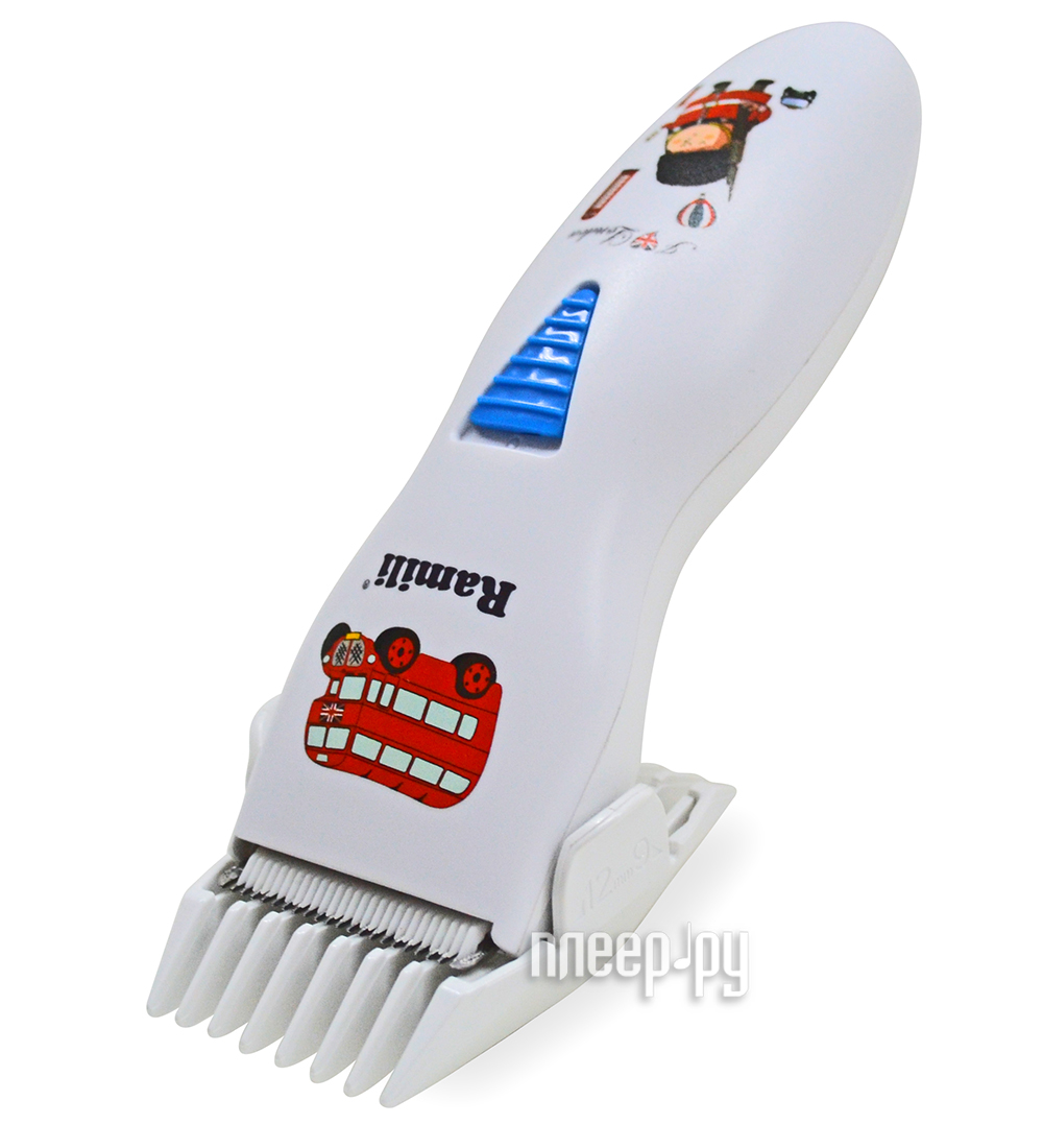 Машинка для стрижки волос Ramili Baby Hair Clipper BHC330