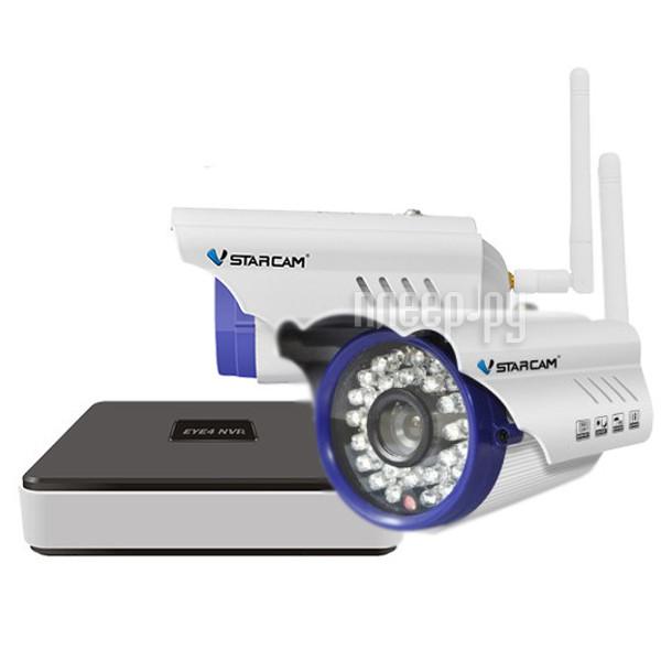 IP камера VStarcam NVR C15 KIT