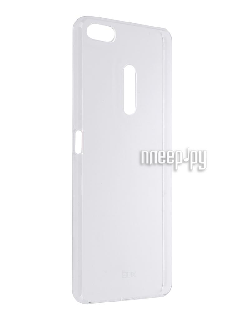 Аксессуар Чехол ASUS Zenfone 3 ZU680KL SkinBox Crystal 4People Transparent T-S-AZU680KL-007