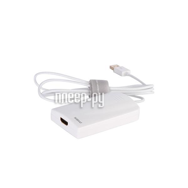 Аксессуар Prolink USB - HDMI 0.15m