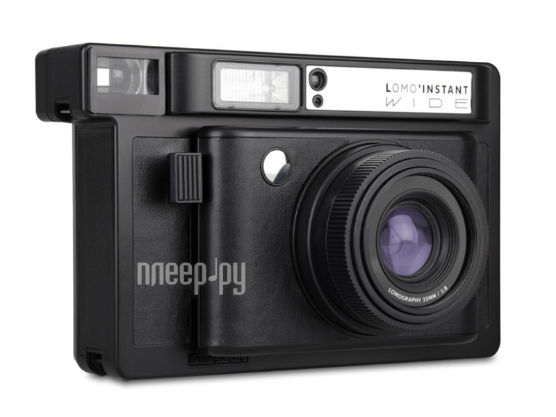 Фотоаппарат Lomography LomoInstant Wide Black LI200B