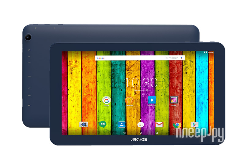 Планшет Archos 101E Neon 16Gb (MTK8163 QC 1.3GHz / 1024Mb / 16Gb / GPS / Wi-Fi / Bluetooth / Cam / 10.1 / 1024x600 / Android)