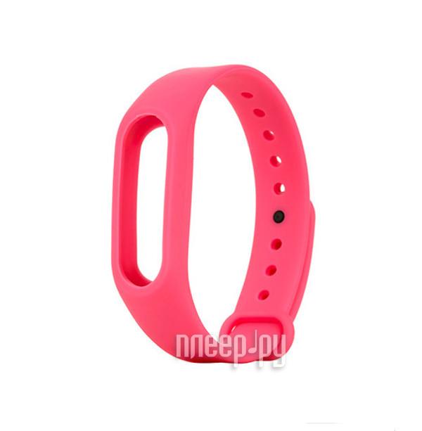 Aксессуар Ремешок Apres for Xiaomi Mi Band 2 Pink