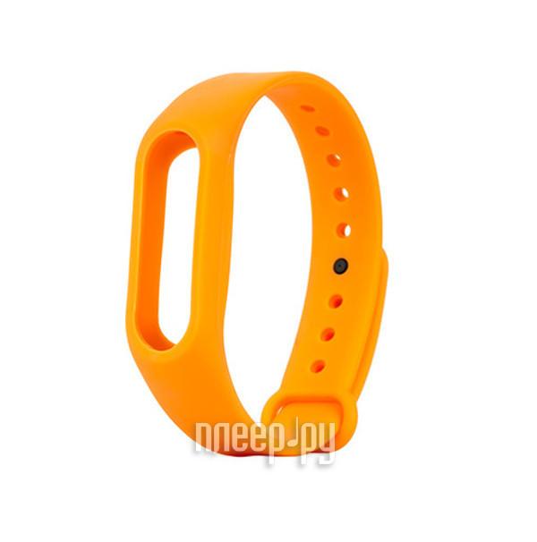 Aксессуар Ремешок Apres for Xiaomi Mi Band 2 Orange