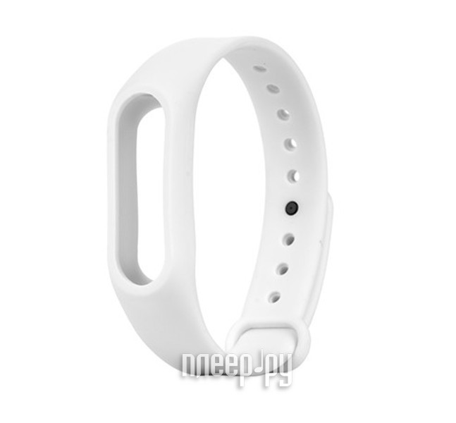 Aксессуар Ремешок Apres for Xiaomi Mi Band 2 White купить