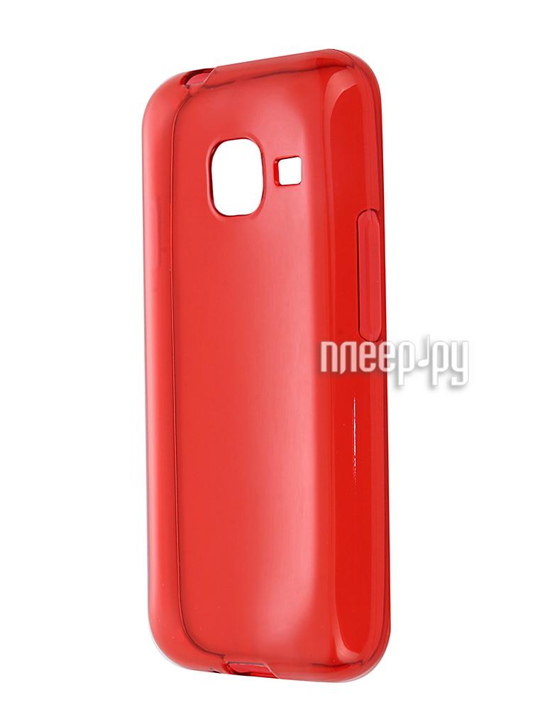 Аксессуар Чехол-накладка Gecko for Samsung Galaxy J1 mini J105H 2016