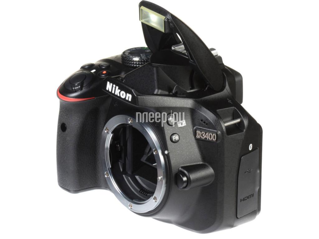 Фотоаппарат Nikon D3400 Body