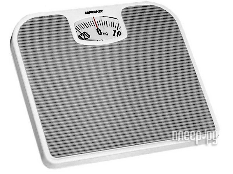 Весы Magnit RMX-6072 Grey