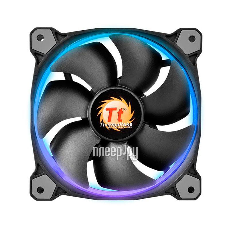 Вентилятор Thermaltake Riing 12 LED 120mm CL-F042-PL12SW-A