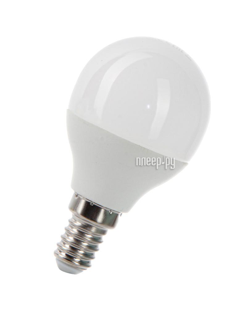 Лампочка Космос Экономик LED GL45 7.5W 220V E14 4500K LkecLED7.5wGL45E1445