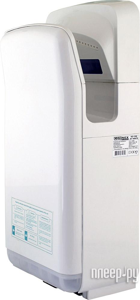 Электросушилка для рук Connex HD-1200 Jet White